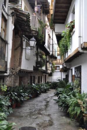 Comarca de la vera extremadura espa a arquitectura popular de villanueva de la vera - El escondite calle villanueva ...